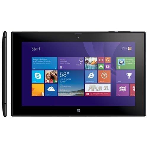 Nokia Lumia 2520 WiFi + 4G/LTE Tablet - Black 32 GB (SIM Free/Unlocked) UNLOCKED FACTORY (4g Windows Tablet compare prices)