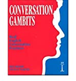 img - for [(Conversation Gambits: Real English Conversation Practices)] [Author: Eric Keller] published on (April, 1994) book / textbook / text book