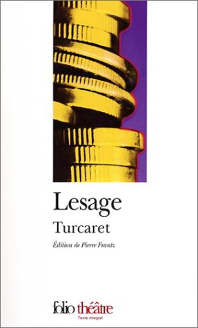 Turcaret (French Edition)