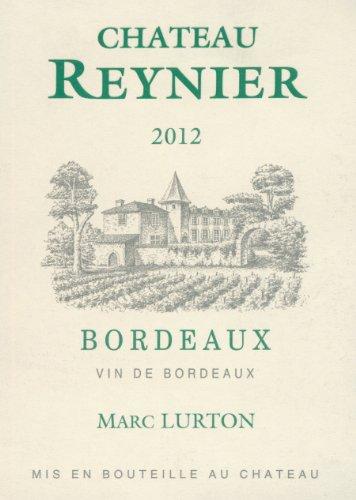 2012 Chateau Reynier Bordeaux White Blend 750 Ml