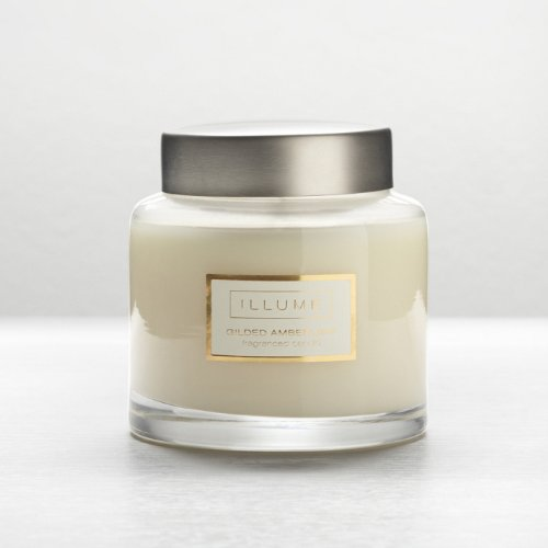 Illume Essential Jar Candle - Gilded Amberleaf