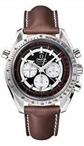 Omega Speedmaster Broad Arrow Rattrapante Mens Watch 3882.51.37