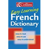 Collins Easy Learning French Dictionary (Collins Easy Learning French) (Easy Learning Dictionary)by Unknown