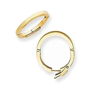 Com 10ky 2mm finger fit standard adjustable shank rings jewelry