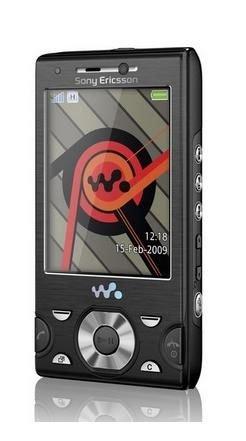 Sony Ericsson W995I Quadband Walkman Cellular Phone - 8.1Mp Camera, Wifi, Gps, Fm Radio, W995 - International Version With No Warranty (Black)