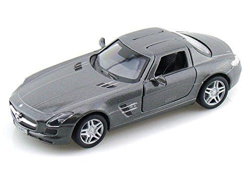 Mercedes-Benz SLS AMG 1/36 Grey