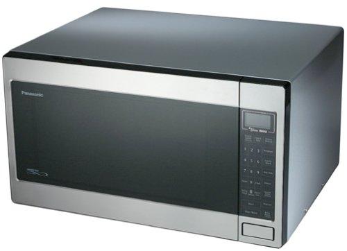 Panasonic Nn T990sa 2 2 Cubic Foot 1300 Watt Microwave