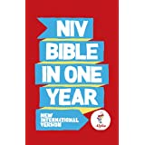 NIV Alpha Bible in One Year (Niv Bibles)by New International Version