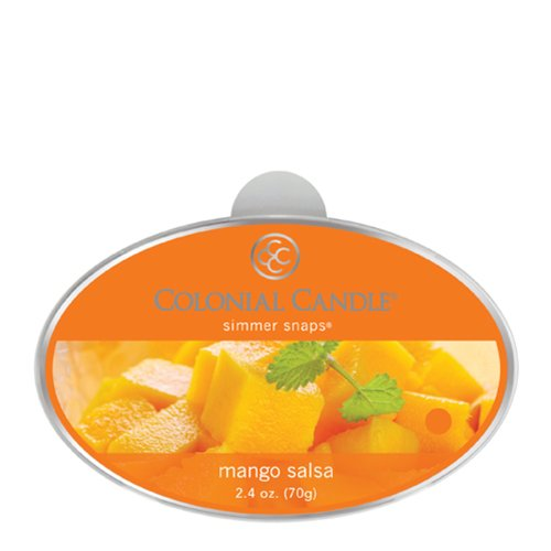 Colonial Candle Mango Salsa Simmer Snaps (Colonial Candle Mango Salsa compare prices)