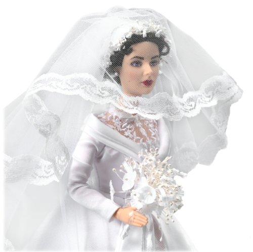 elizabet taylor bride doll