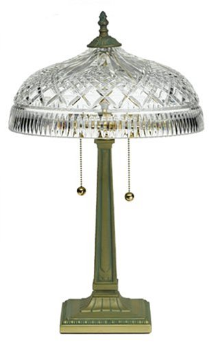 Waterford Crystal 23-Inch Beaumont Lamp