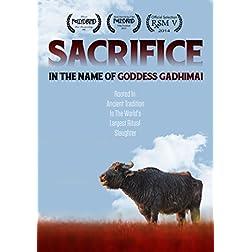 Sacrifice: In The Name Of Goddess Gadhimai