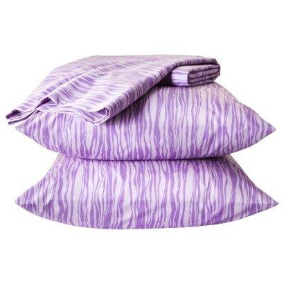 xhilaration-zebra-easy-care-sheet-set-full-lavender