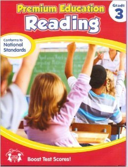 Reading Grade 3 Workbook (Premium Education)