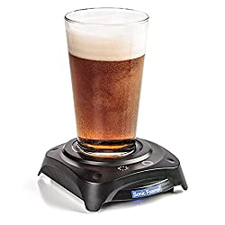 2PO The Ultimate Sonic Foamer that Makes Beer Taste Better.