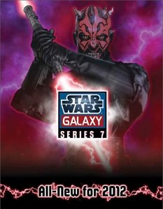 Star Wars Galaxy Series 7 Booster Pack - 1