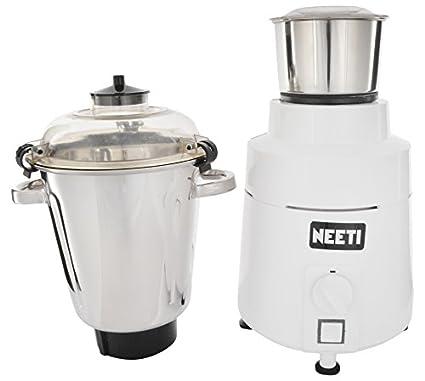 Neeti NM523 1400W 3 Jars Mixer Grinder