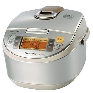パナソニック スチームIHジャー炊飯器 5.5合SR-SY103J-N