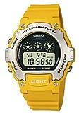 Casio カシオ #W214H-9AVCF Men's クロノグラフ Alarm LCD Digital スポーツウォッチ 男性用 メンズ 腕時計 (並行輸入)