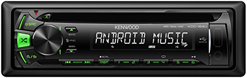 Kenwood KDC-164UG Autoradio 200 W
