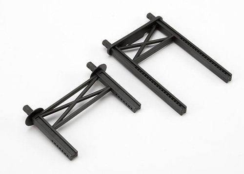 Traxxas 5616 Tall Body Mount Posts Front and Rear, Summit