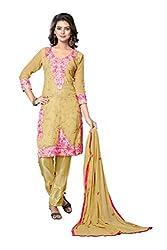 Price Bet Biege Georgette Pakistani Suit Salwar Suit