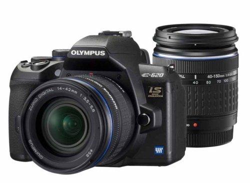 OLYMPUS デジタル一眼カメラ E-620 ダブルズームキット