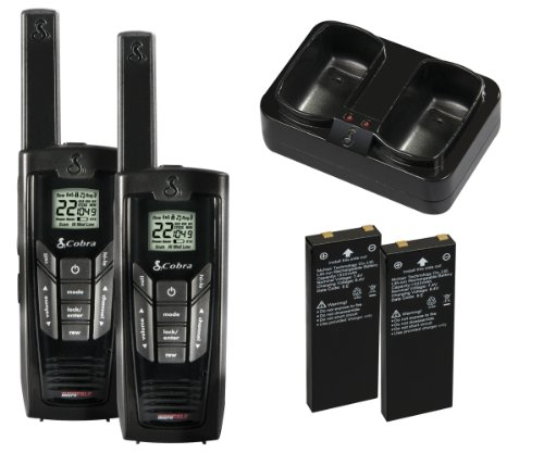 Cobra CXR925 Micro Talk 35-Mile 22-Channel FRS/GMRS Two-Way Radio