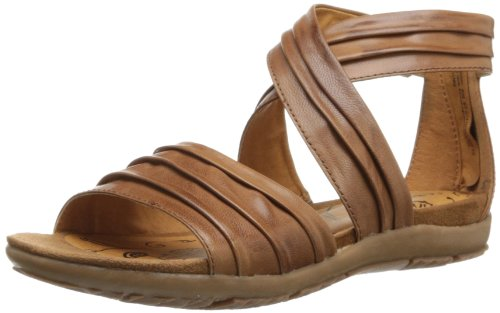 BareTraps Women's Rennifer Gladiator Sandal,Auburn,9.5 M US at Amazon.com