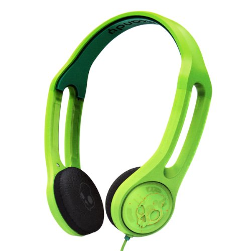 Skullcandy Icon 3 With Taptech Mic Premium Wired Headphone - Galactica Plasma