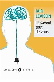 Ils savent tout de vous par Levison