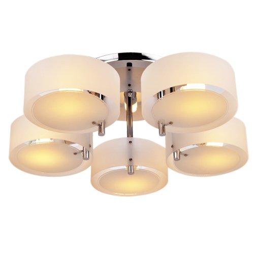 AF Lighting 36 In Polished Chrome Royal Cove 671625  Vanity Lighting Strip
