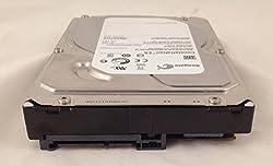 Seagate 1TB 1 tb SATA II 7200 RPM 32MB Cache Internal Desktop Bare Hard Drive for PC Mac CCTV DVR NAS RAID- 1 Year Warranty
