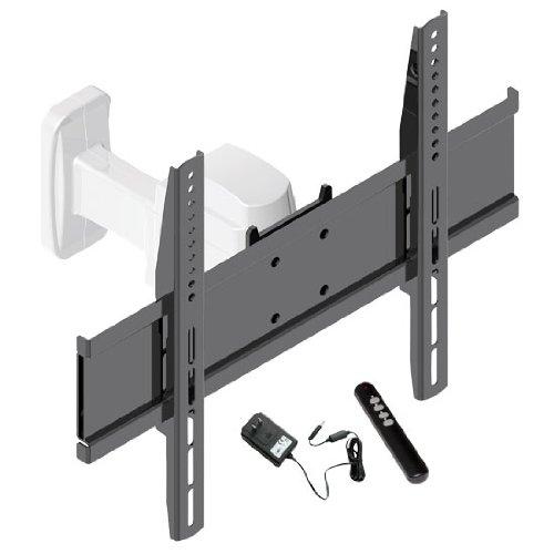 Pyle Home Petw102 - 17 X 37 Inch Motorized Universal Flat Panel Tv Tilt Wall Mount