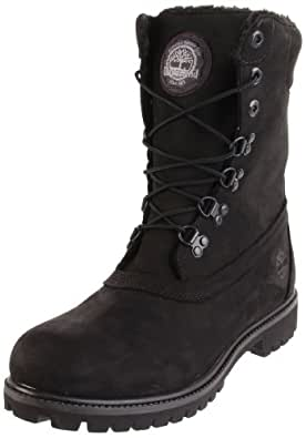 Timberland Men's Winter Lug Boot, Black, 7 M US | Amazon.com