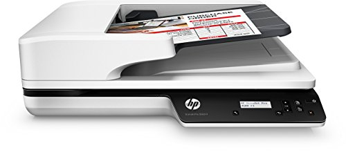 HP Scanjet PRO 3500 F1 Scanner Flatbed / letto piano