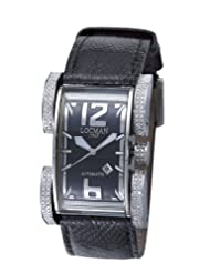 Locman Women's 501BKD Latin Lover Collection Steel Watch