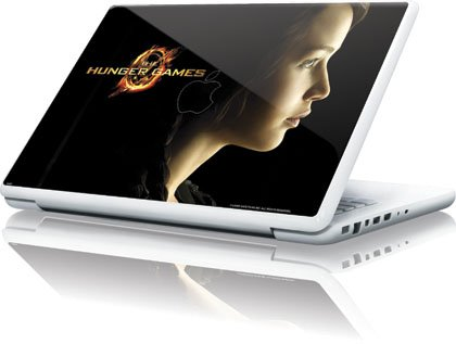 Skinit The Hunger Games -Katniss Everdeen Vinyl Laptop Skin for Apple MacBook 13-inch