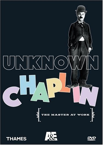 DVD - Unknown Chaplin: the master at work