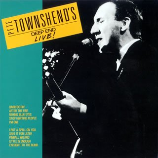 Pete Townshed's Deep End Live!(紙ジャケット仕様)