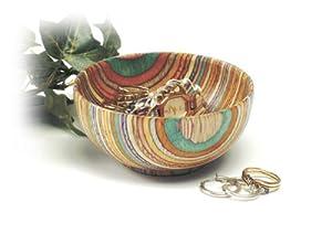 Amazon.com: Norpro Colored Wood Bowl, .5 Cup, 4 Ounces