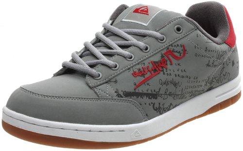 Quiksilver, Sneaker uomo grigio grigio EU43