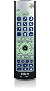 Philips Universal Remote Control - DTV Ready