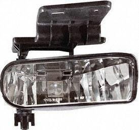 00-05 CHEVY CHEVROLET SUBURBAN FOG LIGHT RH (PASSENGER SIDE) SUV, EXCEPT Z71 (2000 00 2001 01 2002 02 2003 03 2004 04 2005 05) 19-5317-01 15187250 (04 Chevy Fog Lights compare prices)