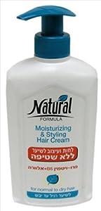Natural%20Formula Natural Formula Aloe Vera Pro-vitamin B5 Moisturizing & Styling Hair Cream for Normal to Dry Hair