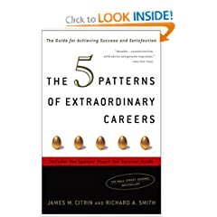 The Five Patterns of Extraordinary Careers Book