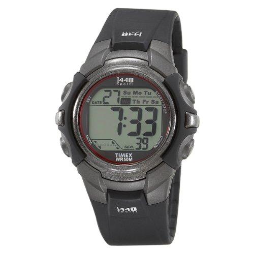 Timex Men's T5J581 1440 Sport Digital Resin Strap Watch