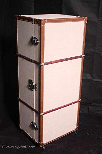 schrankkoffer kommode container berseekoffer. Black Bedroom Furniture Sets. Home Design Ideas