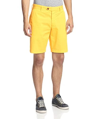 French Connection Men's Peached Lightweight Twill Short