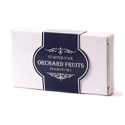 Olio Alla Fragranza Starter Kit - Frutteto Frutta - 5 x 10ml - 100% Puro